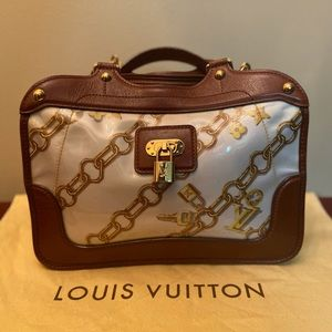 Louis Vuitton Charms Cabas PVC Over Monogram Bag